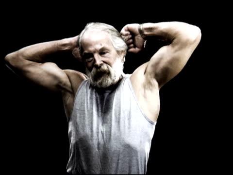 NTSC Older Man in Amazing Shape video