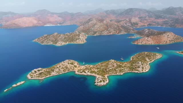 Olive Island, Mediterranean Coast, Turkey