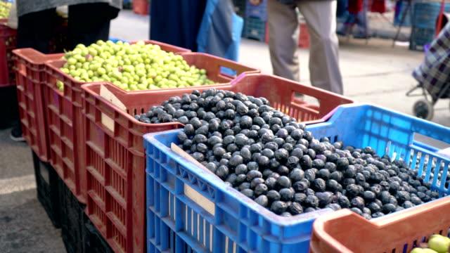 Olive on Farmer's Market