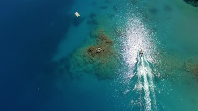 Oludeniz Turkey Aerial View video