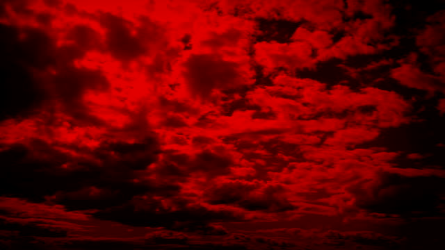 Ominous Blood Red Sky video