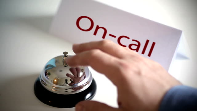On call help desk video