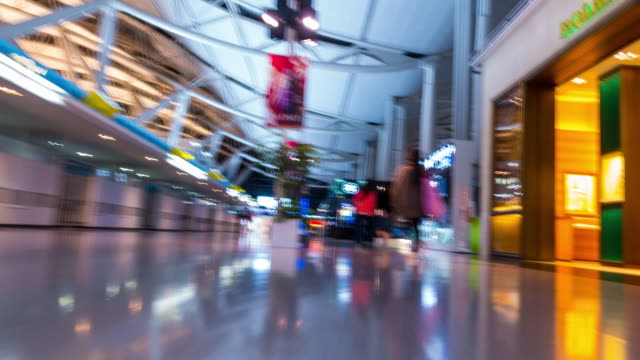 TIME-LAPSE : On The Airport video
