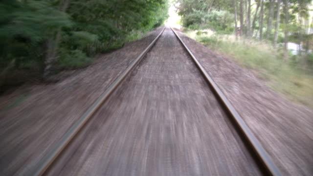 On the railway video