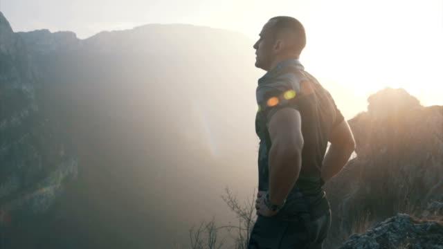na góry - mountain top filmów i materiałów b-roll