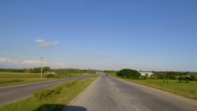 On the way to Vinales - Cuba