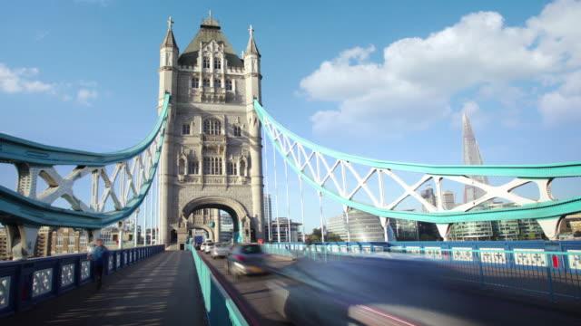 On Tower Bridge, London video