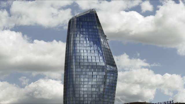 One Blackfriars Skyscraper in London Bankside