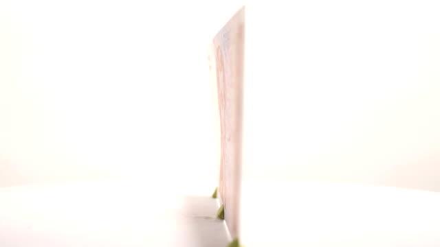 One Dinara Paper Bill video