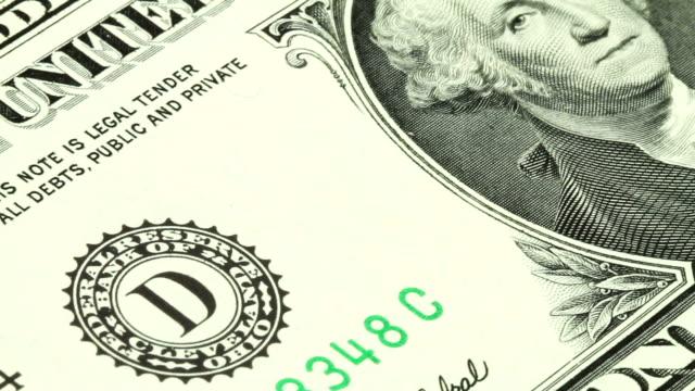 One dollar bills video