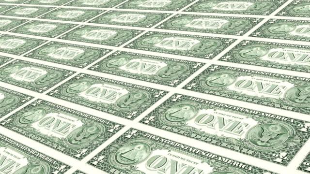 one hundred dollar bill - dollar bill stock videos & royalty-free footage
