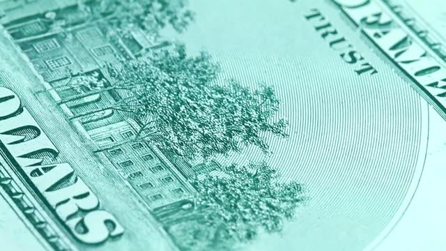 One hundred dollar bill video
