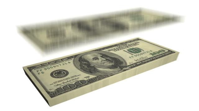 One Hundred Dollar Bills - Falling From Heaven video