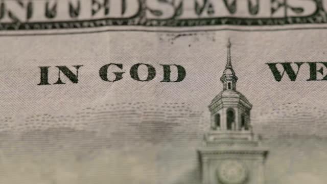 One hundred-dollar Bill video