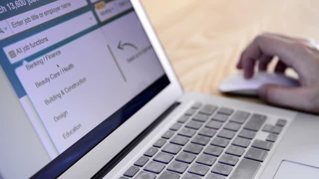 online job search video