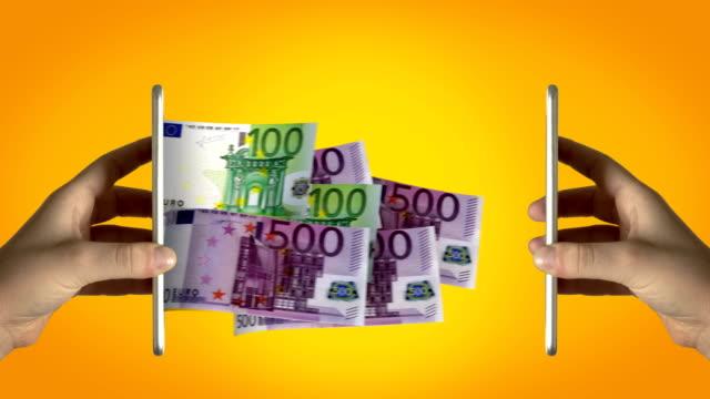 Online Money Transfer - 4K Resolution