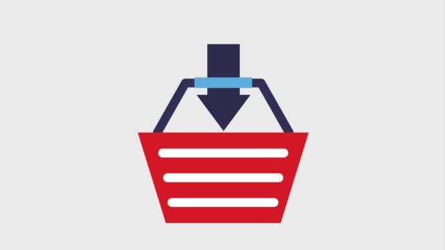 online-shopping e-commerce - plus stock-videos und b-roll-filmmaterial