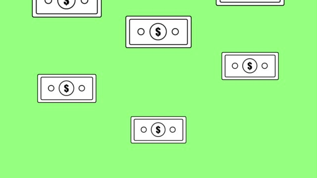 online-shopping im zusammenhang mit - dollarsymbol stock-videos und b-roll-filmmaterial