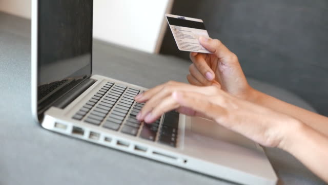 Online shopping Online shopping identity theft stock videos & royalty-free footage