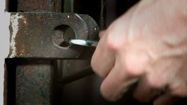 Open a padlock Open a padlock padlock stock videos & royalty-free footage