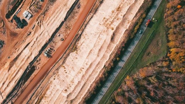RWE open pit mine Hambach in Germany #4