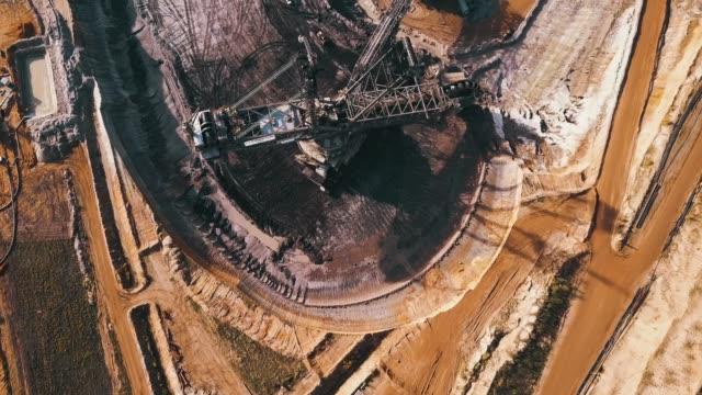 RWE open pit mine Hambach in Germany #5