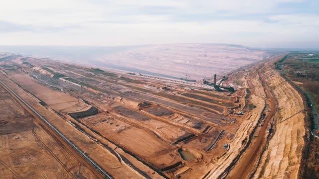 RWE open pit mine Hambach in Germany #2