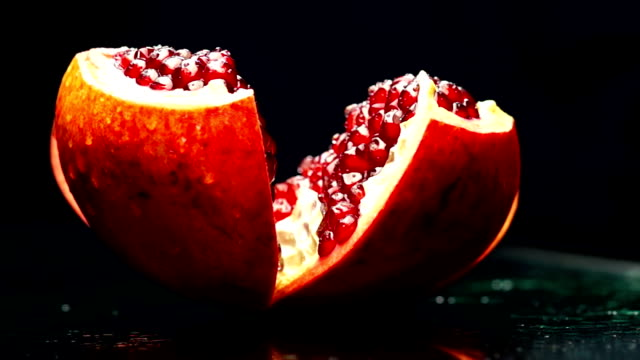 Open Pomegranate video