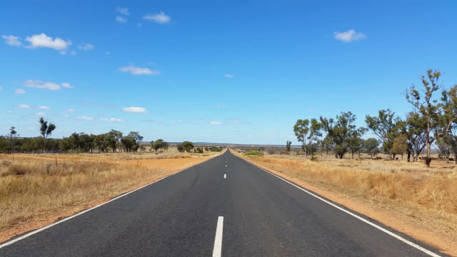 Open Road Australian Landscape video