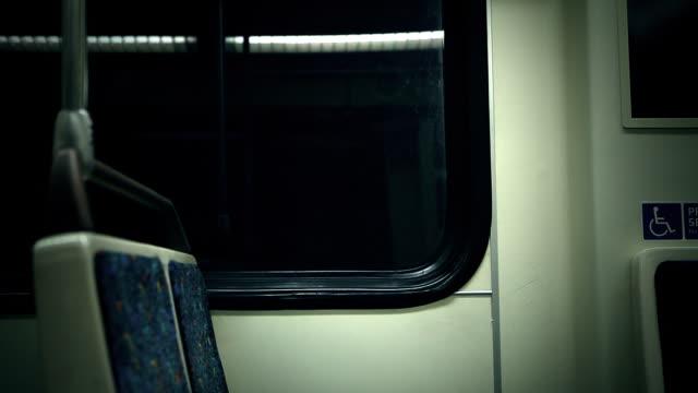 Open Seat On Subway video