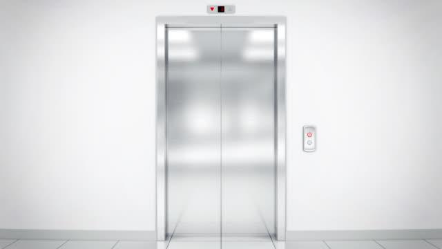 Opening Elevator Doors, Opportunity Concept video