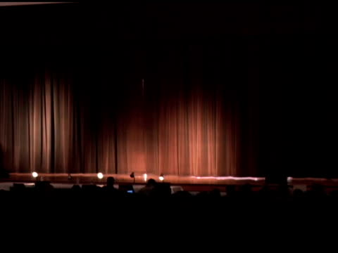 Opening Night at the Theater video