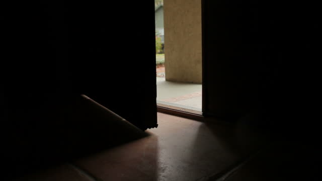 Opening the Front Door video