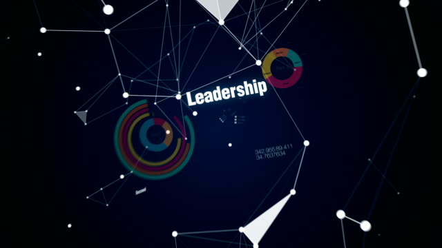 Opportunity, Goal, Succeed, Leadership, Creative,Text animation 'INSPIRING' video