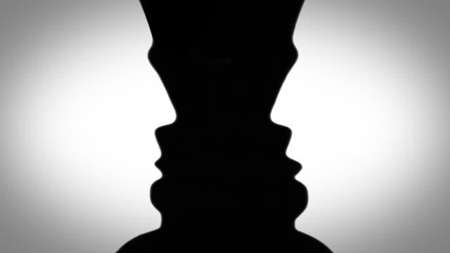 Optic illusion profiles video