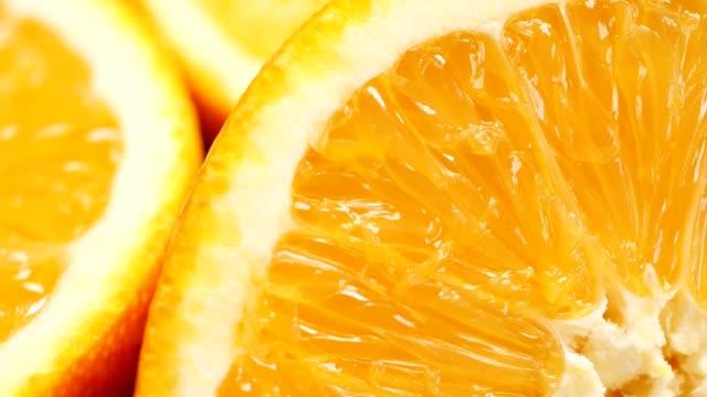 orange frukt makro - apelsin bildbanksvideor och videomaterial från bakom kulisserna