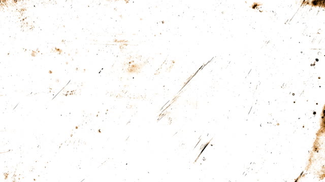 orange stop motion animation, high contrasted grungy and dirty, animated, distressed and smudged 4k loopable video background with street style texture - deterioramento video stock e b–roll