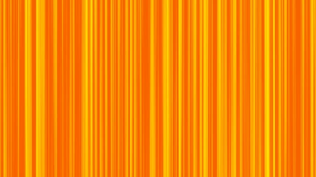 Orange Vertical Lines Background Loop video