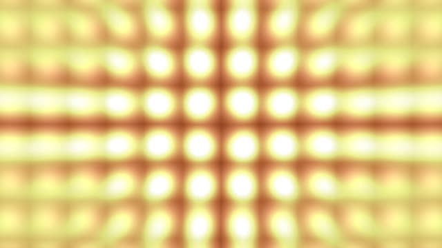 Orange Warm Light Panels Abstract Motion Background video