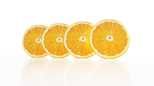 Oranges animation video
