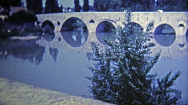 1969: Orb river runs through the small trading town.
