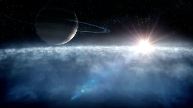 Orbital spaceflight video