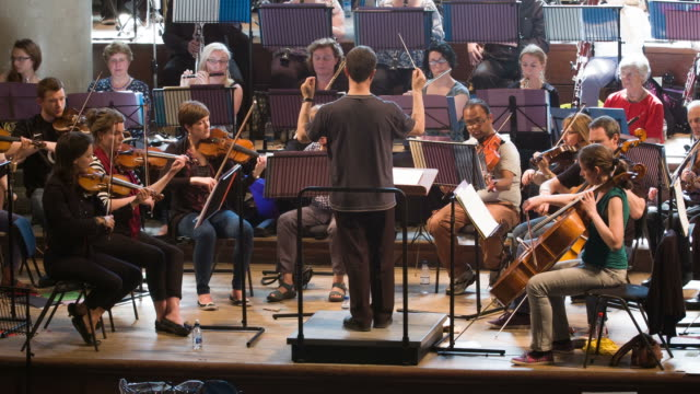 Orchester performance – Video