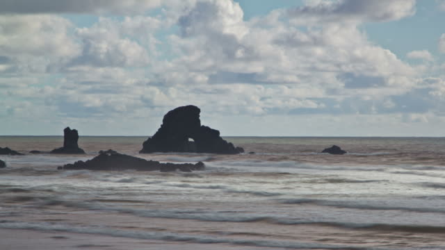 Oregon Beach video