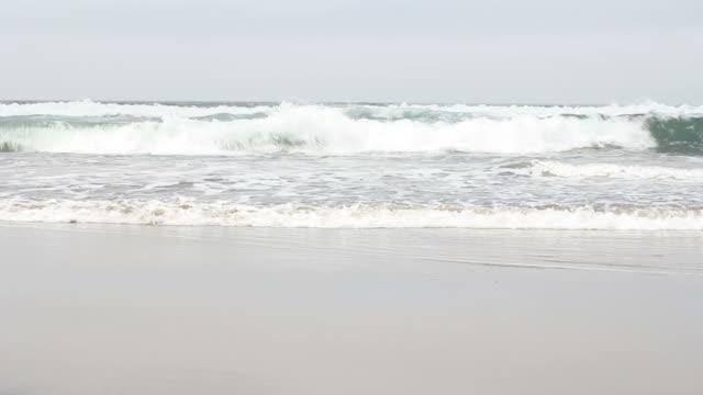 Oregon Coast Ocean Waves video
