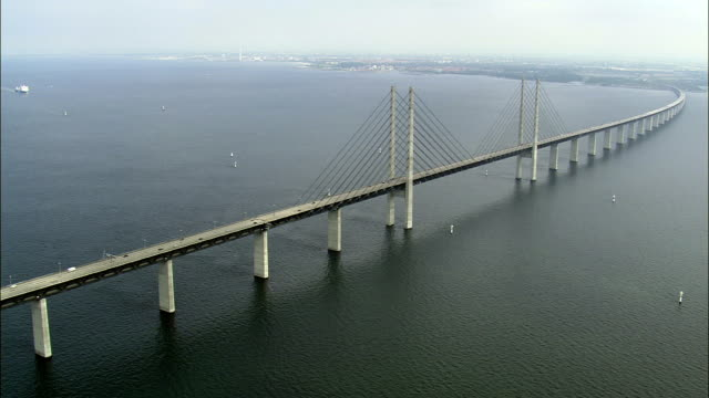 Oresund Bridge video