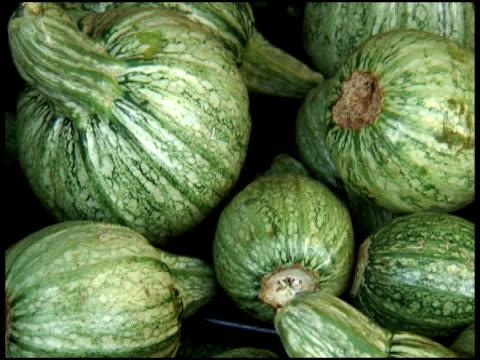 Organic White Zucchini, Courgette, Italian or Marrow Squash video