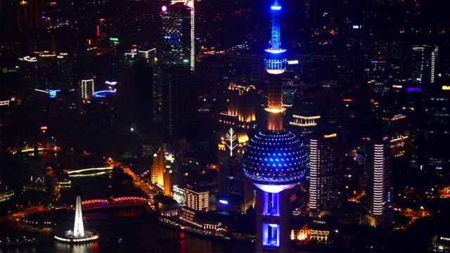 Oriental Pearl Tower,Shanghai