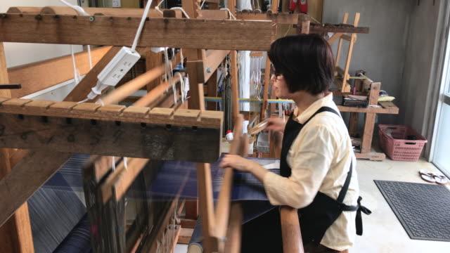 Orimono Textile Shop in Okinawa Japan