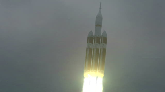 NASA Orion Launch (Version 2) video